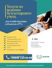 Организация ооо auditor предоставляет бухгалтерские услуги.